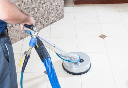 Tile & grout cleaning in Tega Cay by Quality Swan Cleaning Services