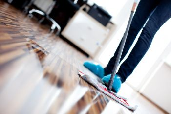 Floor Cleaning in South Gastonia North Carolina by Quality Swan Cleaning Services