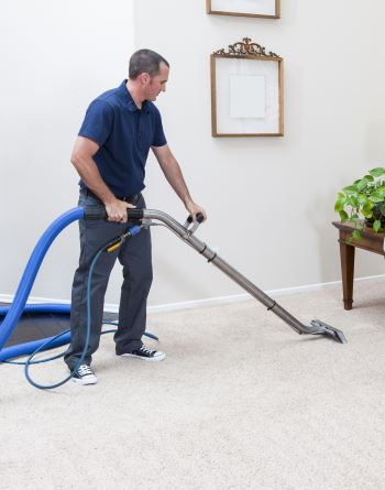 Carpet cleaning by Quality Swan Cleaning Services